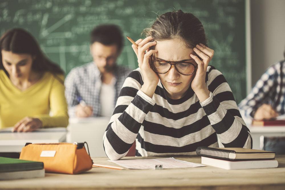 Sınav Kaygısının Nedenleri